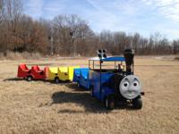 """The Choo Choo Train"".  The Choo Choo Train is a real"