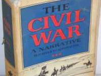 We have a The Civil War A Narrative Red River To