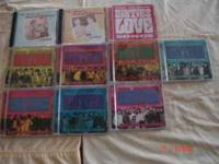 Time Life, The Classics Sixties 10 CD Collection