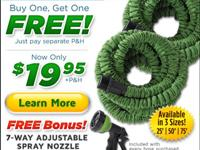 Are you having a hard time gardening? Is your hose an