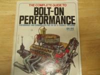 The Complete Guide to Bolt-On Performance by S_A Design