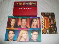 friends the complete series dvd set! $100,like new