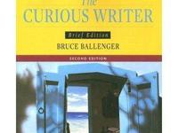 I have a lightly-used copy of The Curious Writer, Brief