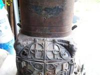 I have a small vintage parlor heater made by The