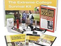 The SafeFamilyLife™ Extreme College Survival Kit