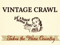 The Vintage Crawl is headed to Wine Country!!!