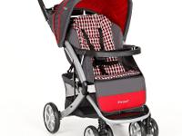 The First Years Burst Stroller is designed for your
