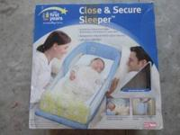 This baby sleeper/bassinet was rarely used. It is