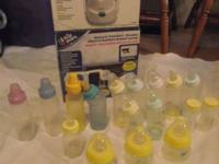 The First Years Baby room Bottle Warmer: (NEVER EVER