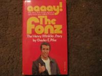 The Henry Winkler story in new condition. Please call