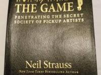 The Game by Neil Strauss. Perfect Condition, No damage