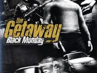 The Getaway ~ Black Monday ~ PS2 (DVD) $4 Selling one