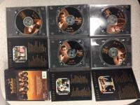 "The DVD collection is made use of and being offered ""as"