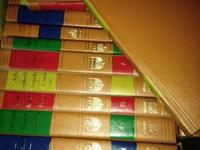 "Complete set of ""The Great Books"" from the late 70's;"