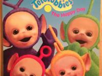 Brand New! Gift Quality! The Happy Day (Teletubbies)