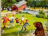 The Happy Hollisters and the Whistle-Pig Mystery by