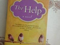 paper back copy of The Help, still in great condition.