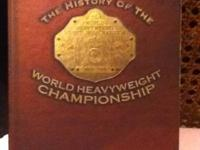 WWE History of the World Heavyweight Championship made
