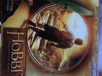 Like brand-new (played when) board game of The Hobbit,