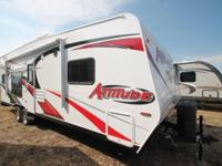 The 2015 Attitude Pro-Lite Eclipse 25FSG is a travel