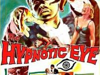The Hypnotic Eye (1960) B&W & She Devil (1957) B&W both