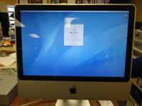 "The iMac ""Center 2 Duo"" 2.66 20-Inch Light weight"
