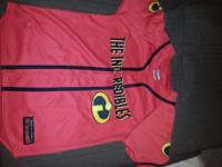 "Baseball style Jersey representing the movie ""The"