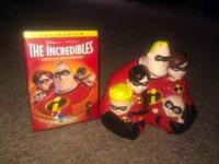 I am selling the Incredibles 2 disc collector's edition