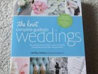 The Knot Complete Guide to Weddings  New condition with