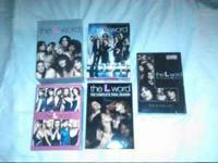 I have 5 seasons of the L Word for sale Complete