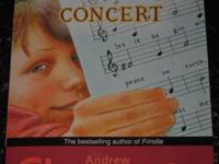 The Last Holiday Concert By: Andrew Clements Cover