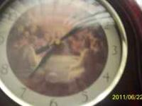 I am selling this last supper clock for 20 dollars. its