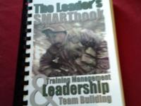 "Spiral Bound ""The Leader's Smartbook"". Training"