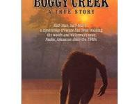 I'm selling The Legend of Boggy Creek DVD movie. In new