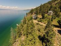 Gorgeous Lake home with full guest house. The