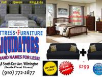 MATTRESS AND FURNITURE LIQUIDATORS AT 48 S KERR AVE