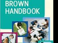 The Little, Brown Handbook 11th edition (Hardcover) by