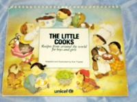 HE LITTLE COOKS Recipes from Around the World for Boys
