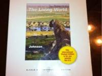 The Living World 7th edition book used at San Jacinto