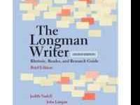 the longman writer eighth edition brief. edition