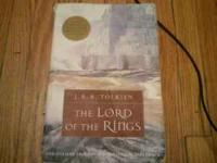 The Lord Of The Rings one volume edition paperback. 6