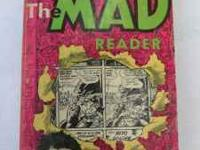 GREAT COLLECTORS BOOK! THE MAD READER EXCELLENT