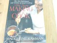 The Making of a Cook by Madeleine Kamman, copyright