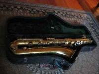 Just a monster of a baritone! Professional model