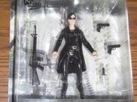 *****Matrix Action Figure - Trinity  (No. 28048)