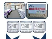 New mattress business on St. Rte. 28, just outside of