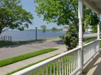 The Millen House is one of Historic Edenton's oldest
