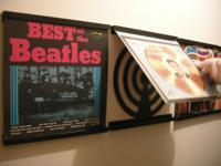 RecordWall-It: Inexpensive Record Display Wall Unit