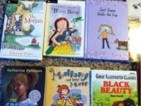 Also, B is for Betsy, black Beauty, Heidi, The Great