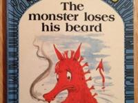 Brand New! Gift Quality! The Monster Loses His Beard